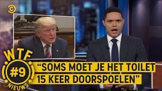 De FIRST WORLD problems van TRUMP - WTF Nieuws #9 - The Daily Show