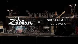 Nikki Glaspie - 2017 PASIC Performance