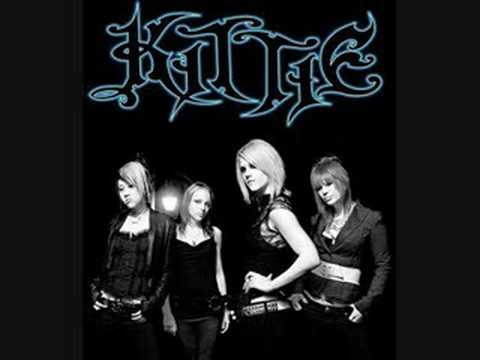 Kittie - Spit (with lyrics)