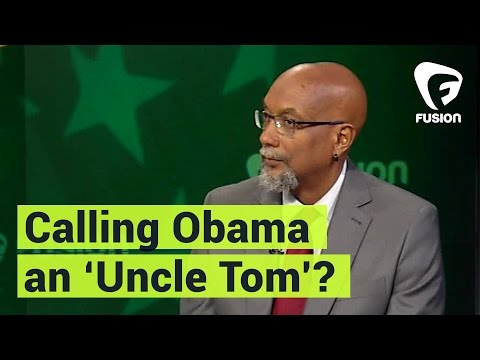 Green Party's Ajamu Baraka on Calling President Obama An 'Uncle Tom'