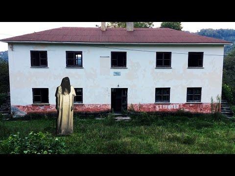 Terk Edilmiş Okul VAKASI - Kapalak Kızı