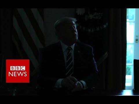 Trump sheds light on his crucial Putin error - BBC News