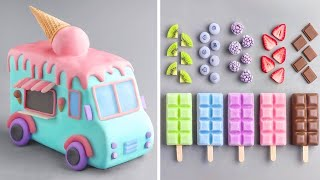 Amazing Creative Cake Decorating Ideas | Delicious Chocolate Hacks Recipes | So Yummy Cake
