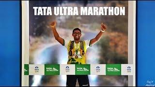 My first ULTRA run - 50km.. TATA ULTRA MARATHON