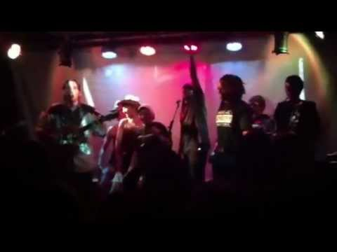 Gangstagrass  Long Hard Times to Come  Pianos NYC