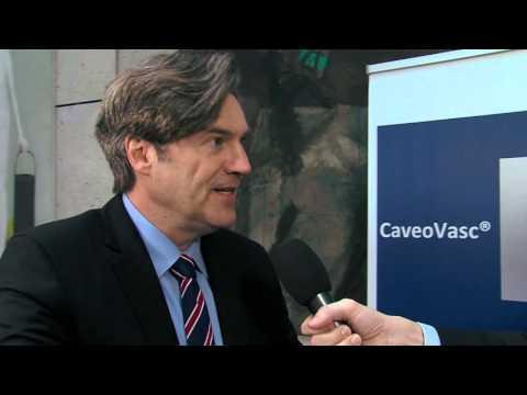 Venture Capital-Pitch: Die CaveoMed GmbH stellt sich vor - VC-BW 2016