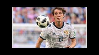 Mario Fernandes, el seleccionado que juega con Rusia por decreto de Putin