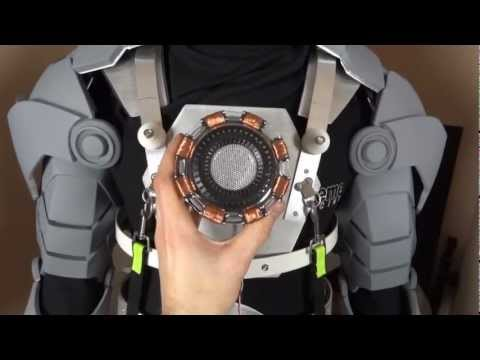 Iron Man Cosplay Armour Discussion And Other General Chat   James Bruton
