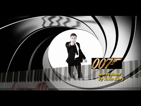 James bond - On her majesty's secret service (Piano)