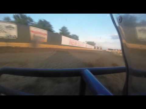 New Egypt speedway 7-23 Chris grbac heat part 2