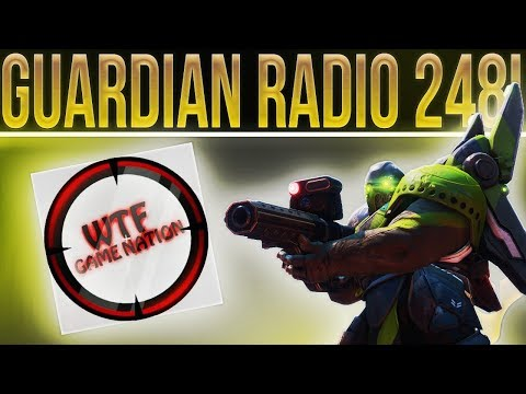 Guardian Radio 248 With Special Guests WTFGameNation!