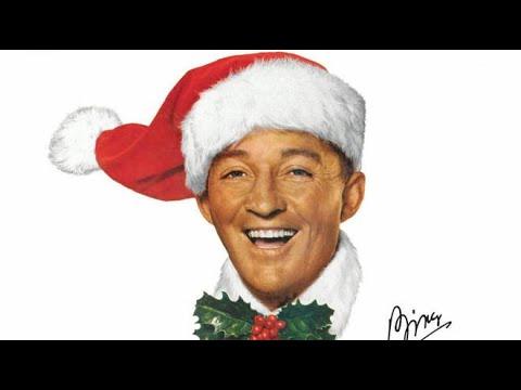 Bing Crosby Holiday Inn Medley: White Christmas Kraft Music Hall Live Broadcast NBC Radio 1944