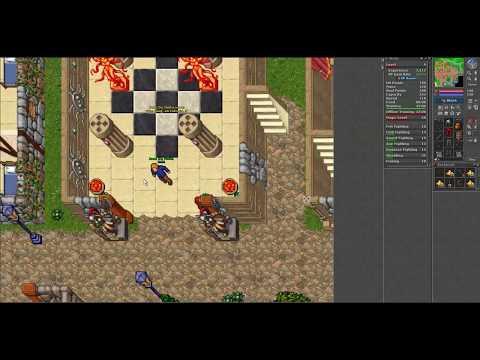 Treasure hunt #015 - lvl 242 paladin Aurora