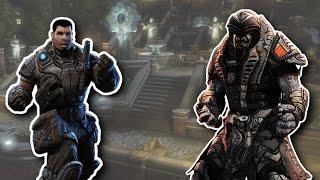 TONY WINS THE FIGHT | Gears of War - Part 8