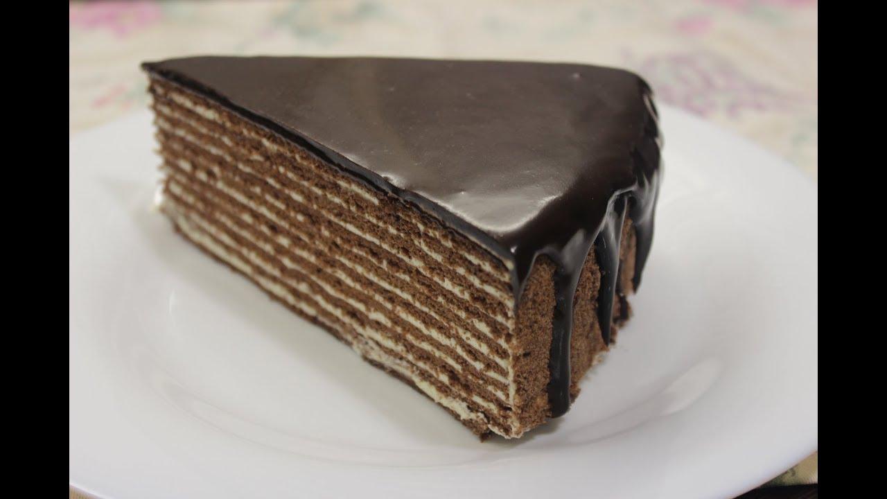 BALLI TORTUN HAZIRLANMASI Ən sərfəli resept.Медовый торт! Самый простой и очень вкусный!