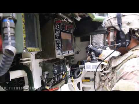 Stryker GUNNERY COCKPIT VISION! US led NATO BATTLE GROUP Poland is officially ready!