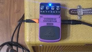 Behringer OD300 Overdrive-Distortion