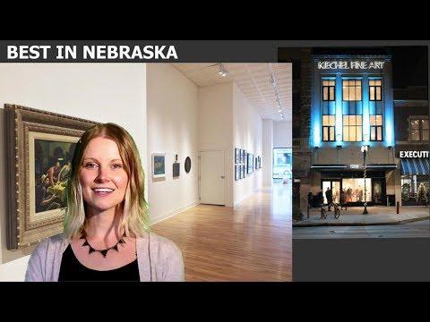 BEST IN NEBRASKA: KIECHEL FINE ART, Voted by 2018 American Art Awards