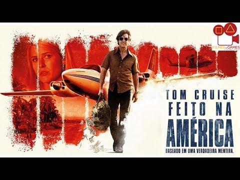 Feito na América (Made in America, 2017) - Crítica - Saindo do Cinema #177