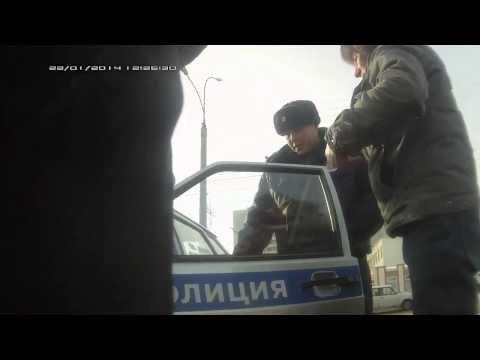 видео: Полиция Тамбов разводит граждан