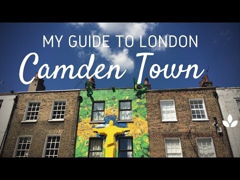 My Guide to London | Camden Town
