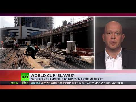 Save Face: Qatar covers up mistreatment of workers in World Cup preparations