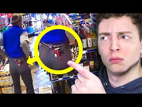 Reacting To THIEVES BEING CAUGHT On Camera