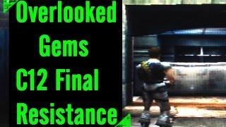 Overlooked Gems C12 Final Resistance PS1