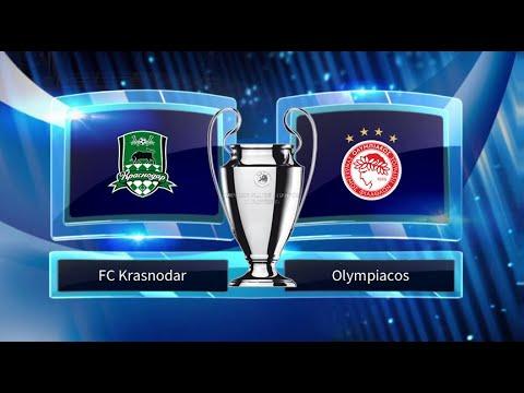 Previa Y Predicciones Para Fc Krasnodar Vs Olympiacos 27 08 2019 Youtube