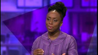 Author Chimamanda Ngozi Adichie on love, race and hair