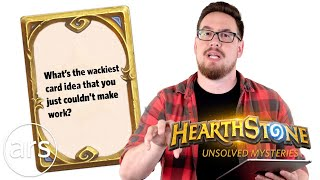 Blizzard's Ben Brode Answers Unsolved Hearthstone Mysteries | Ars Technica thumbnail