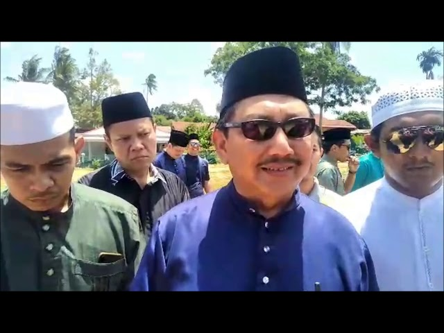 Belangsungkawa Paksu Man : Ucapan Rosman Mat Deli, JKP & LPT PSSCM