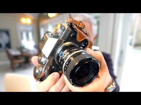 The Analog Experience: Vintage Nikon Lenses on a Fuji X-T3