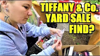 Ep270: YOU WON'T BELIEVE WHAT WE FOUND! - The ORIGINAL GoPro Yard Sale Vlog!