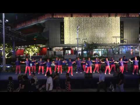 Copy of CCIS 2015 Praise Dance Drum 18 12 2015 Orchard Ion, Singapore
