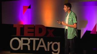 Volar, un sueño posible de cumplir | Julián Barki | TEDxORTArg