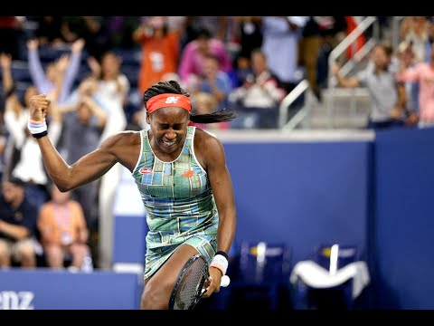 Coco Gauff vs. Timea Babos | US Open 2019 R2 Highlights