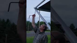 TT Rental Pull-behind Camper Instructional Video 6: The Awning