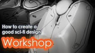 3 tips to create sci-fi designs