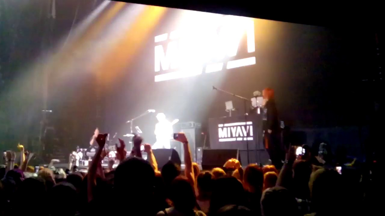 Miyavi Live To Die Another Day Day 2 Tour In Moscow 180427 Live Fancam