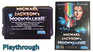 メガドライブ マイケル・ジャクソンズ・ムーンウォーカー のプレイ動画です。 オープニング~エンディングまでを録画。 (違和感がない程度にカ...