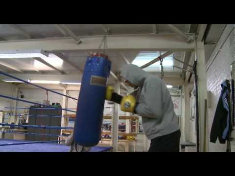 Nathan Cleverly Training Trailer