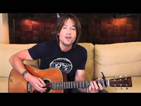 Keith Urban Thanks Fans - Without You