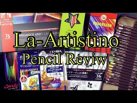 Coloured Pencil Review Number 2.:Which pencils should I buy?