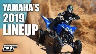 Yamaha Motorsports 2019 Sport Lineup Overview