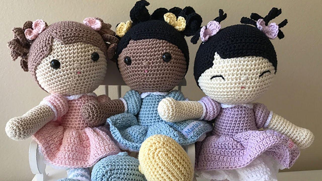 Pin em Crochet dolls | 720x1280