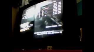 Partie de Snipe entre Potes 2 MW3 Wii
