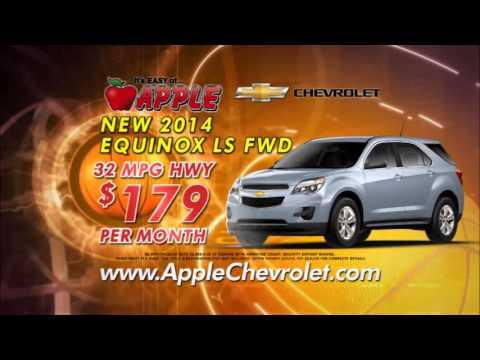 Apple Chevrolet York PA March Mayhem Chevy Sale