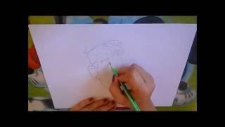 How to draw Martin Kratt