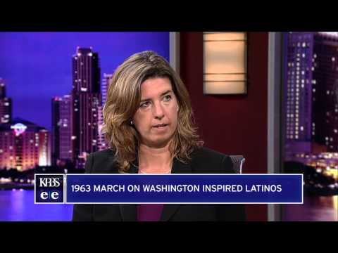 March On Washington Inspired Chicano Rights Movement